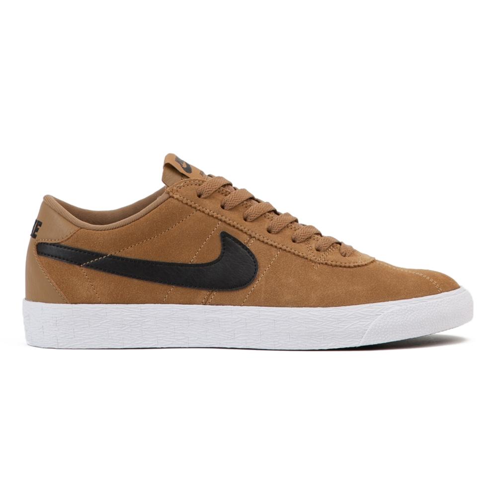 low priced 8172d 28d35 Nike SB Zoom Bruin Premium SE (Golden Beige Black-White-Black)