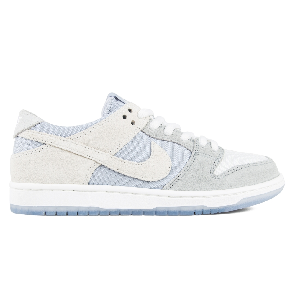 on sale eeb69 47d28 ... where to buy nike sb zoom dunk low pro wolf grey summit white clear  96e56 147c6