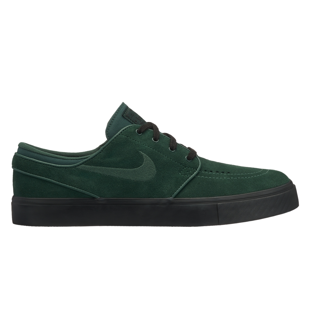 san francisco 203d7 cb442 Nike SB Zoom Stefan Janoski (Midnight Green Midnight Green-Black)
