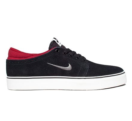 Nike SB Zoom Team Edition (Black/Dark Grey-Team Red-Summit White