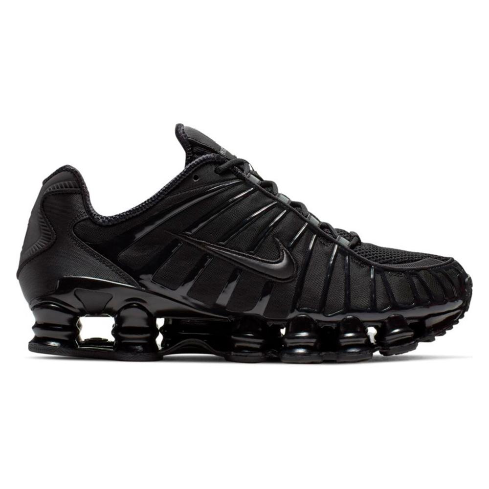 Nike Shox TL 'Black Fury' (Black/Black-Black)