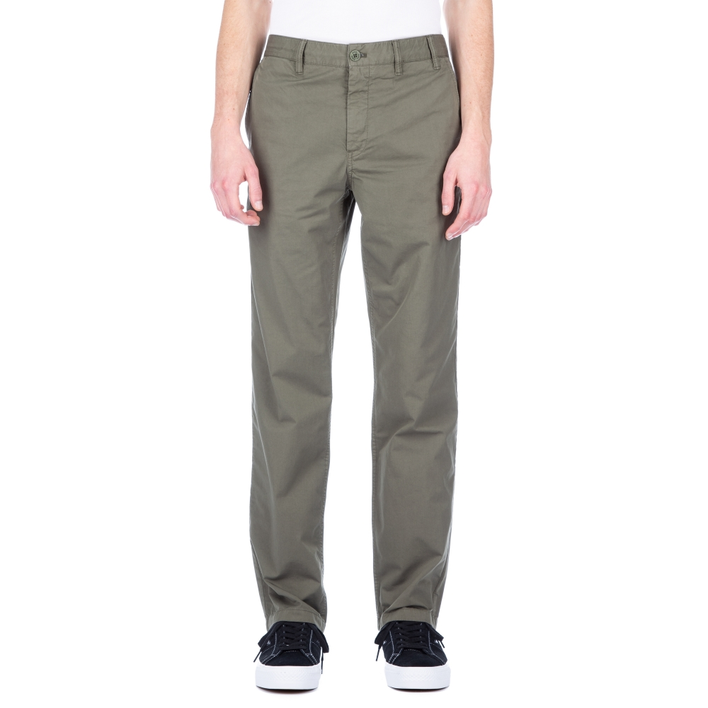 Norse Projects Aros Light Twill (Dried Olive) 39dbf7aa8