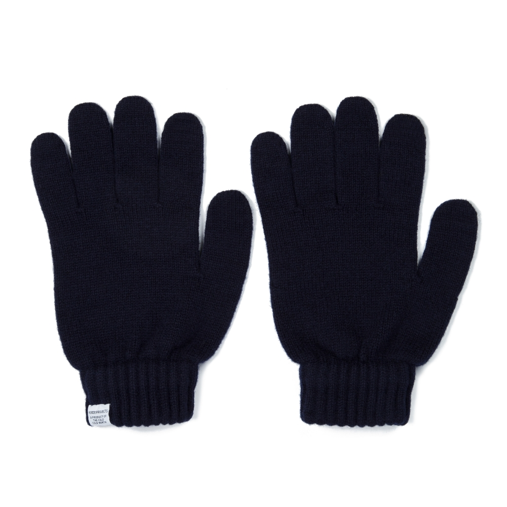 Norse Projects Gloves (Navy)