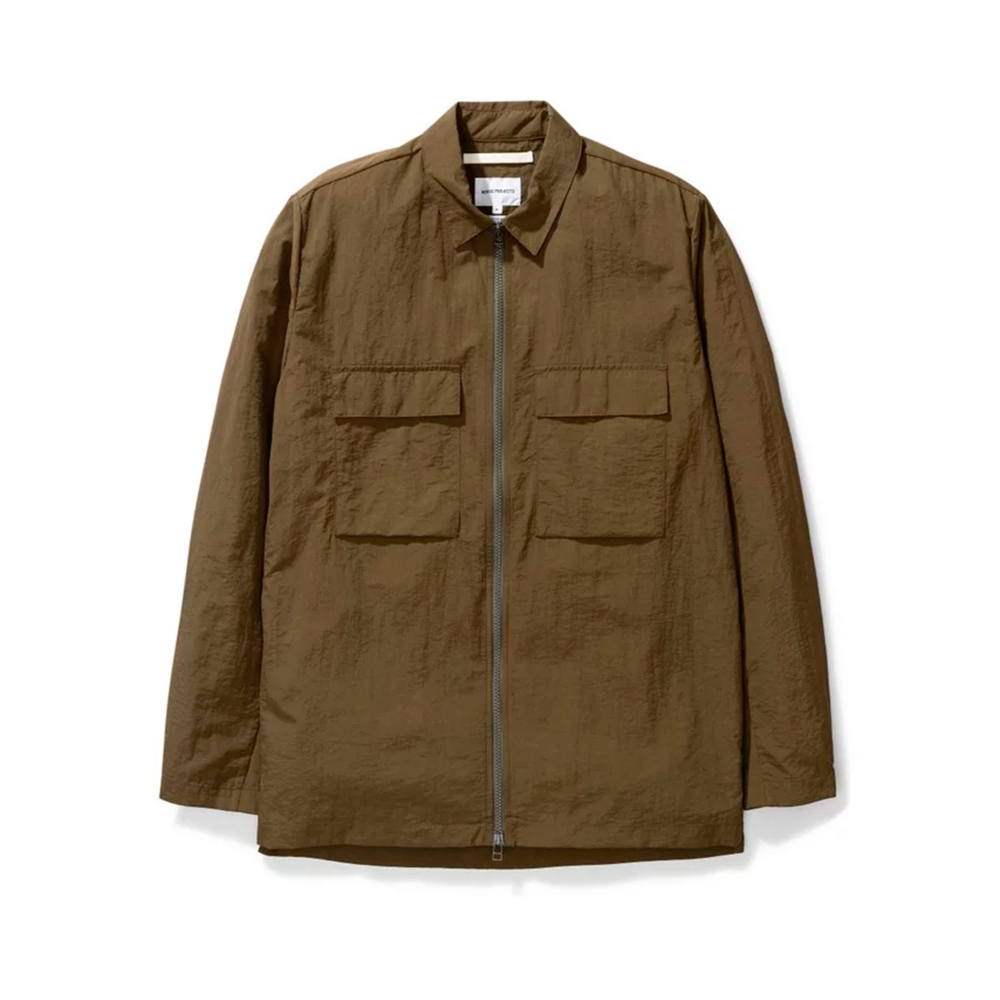 adf63c543 Norse Projects Jens Zip Jacket