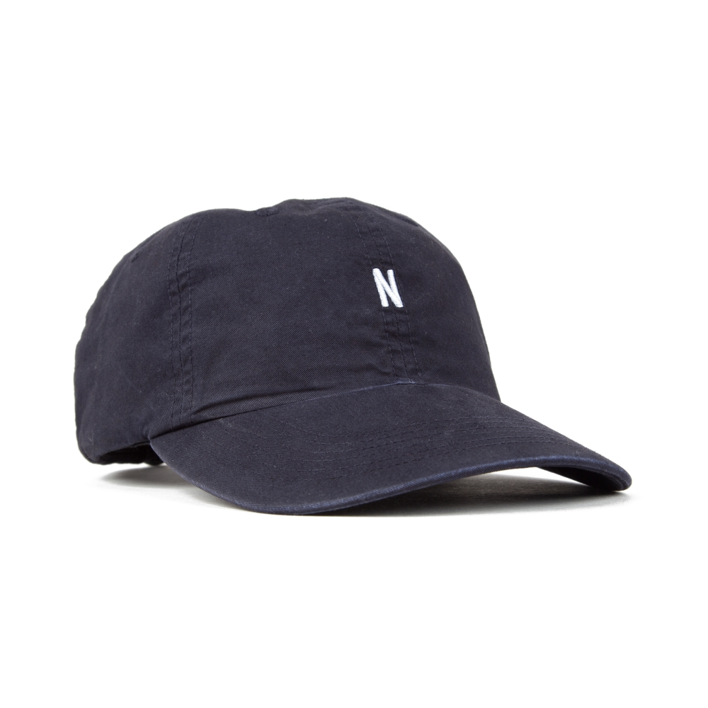 Norse Projects Light Twill Sports Cap (Navy) - Consortium. 03af76e2d58