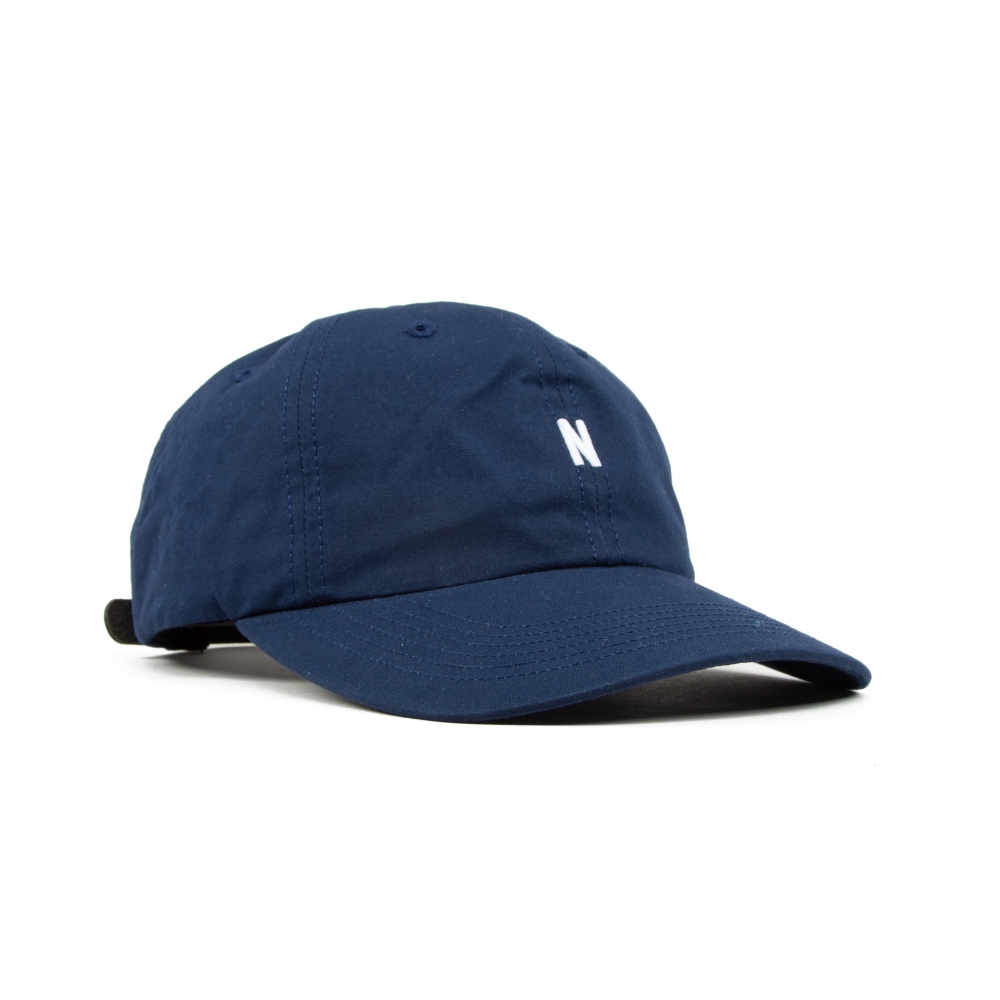 Norse Projects Norse Sports Cap (Navy)