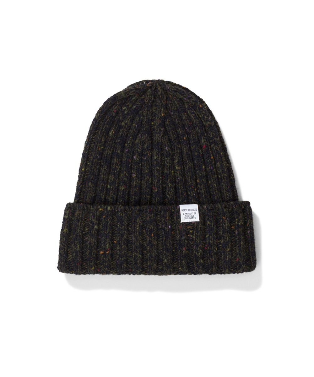 Norse Projects Neps Beanie (Quartz Green)