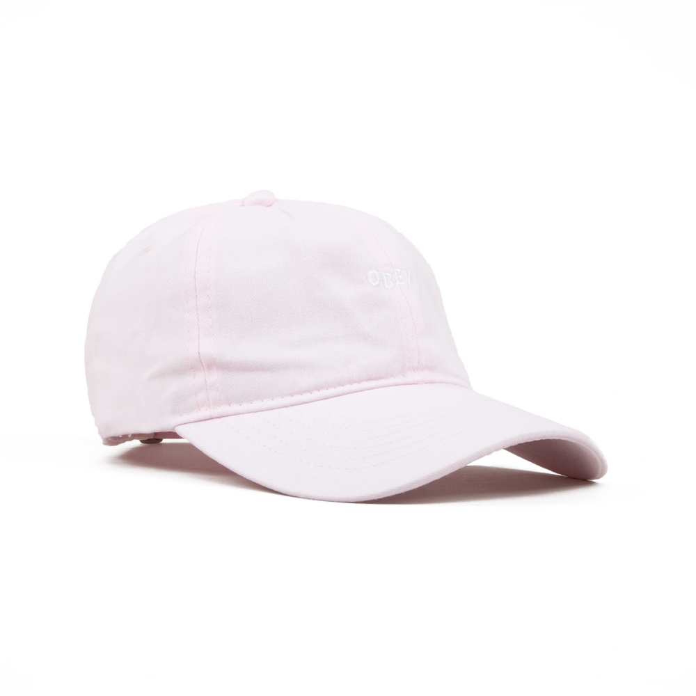 Obey Jumble Cap 'Pigment Pack' QS (Pink)