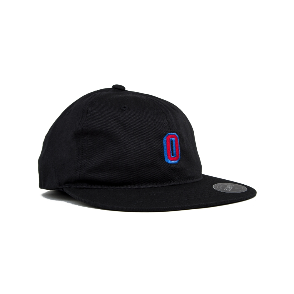 Obey Russell Flexfit Cap (Black)