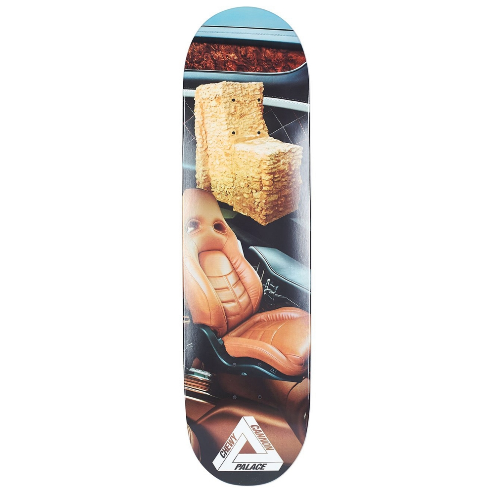 """Palace Chewy Pro Interiors Skateboard Deck 8.375"""""""