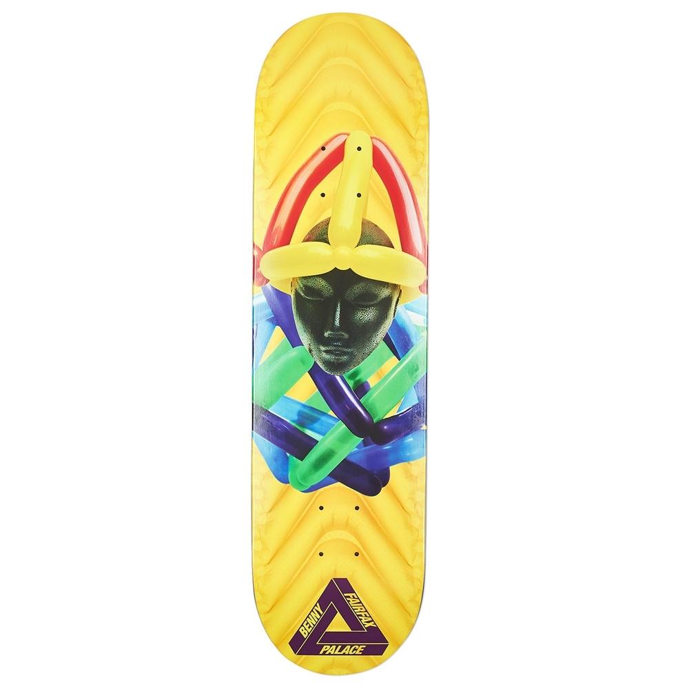 """Palace Fairfax Pro S13 Skateboard Deck 8.06"""""""
