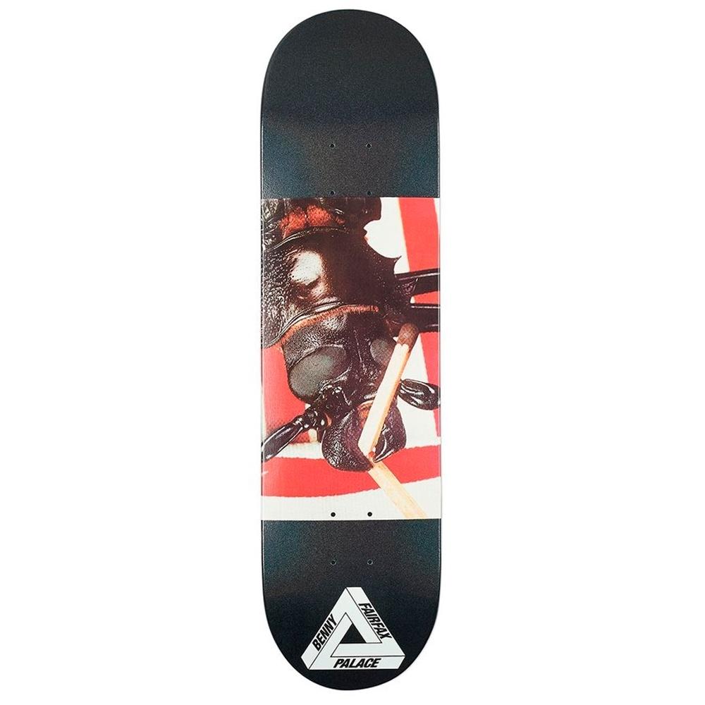 """Palace Fairfax Pro S14 Skateboard Deck 8.06"""""""