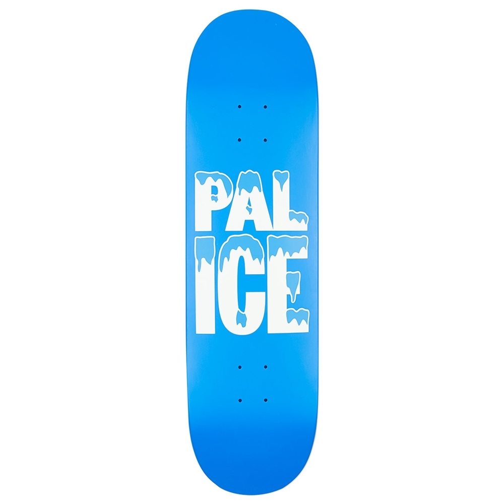 "Palace Pal Ice Skateboard Deck 8.41"""