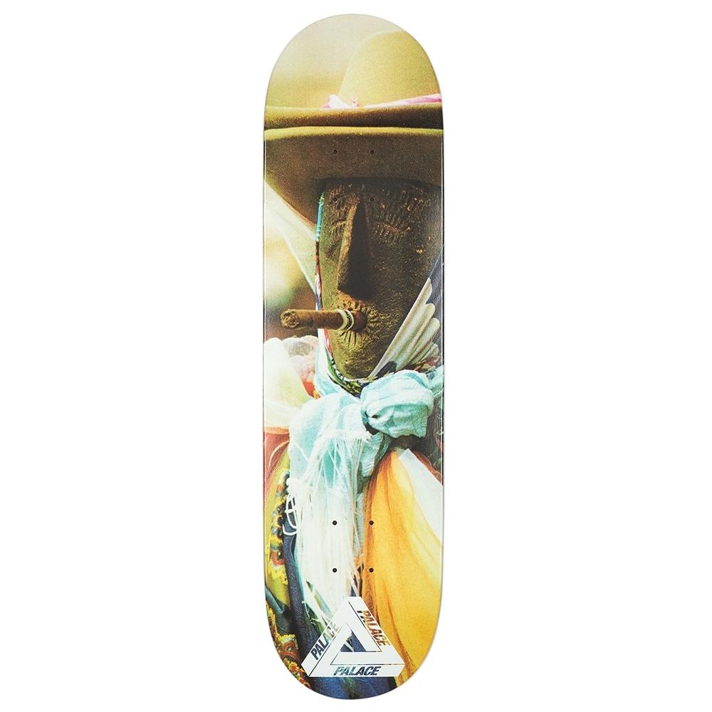 """Palace Stoggie Skateboard Deck 8.09"""""""