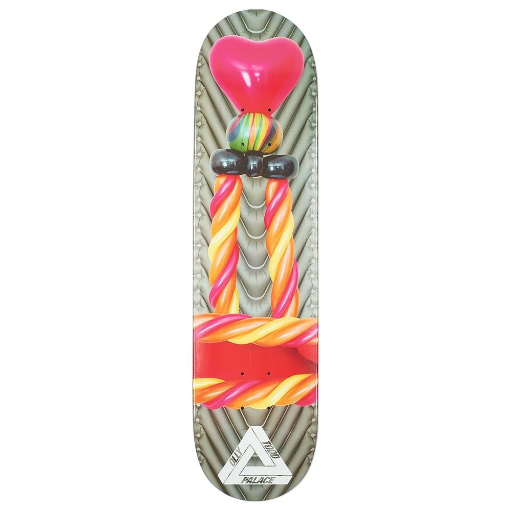 "Palace Todd Pro S13 Skateboard Deck 7.75"""
