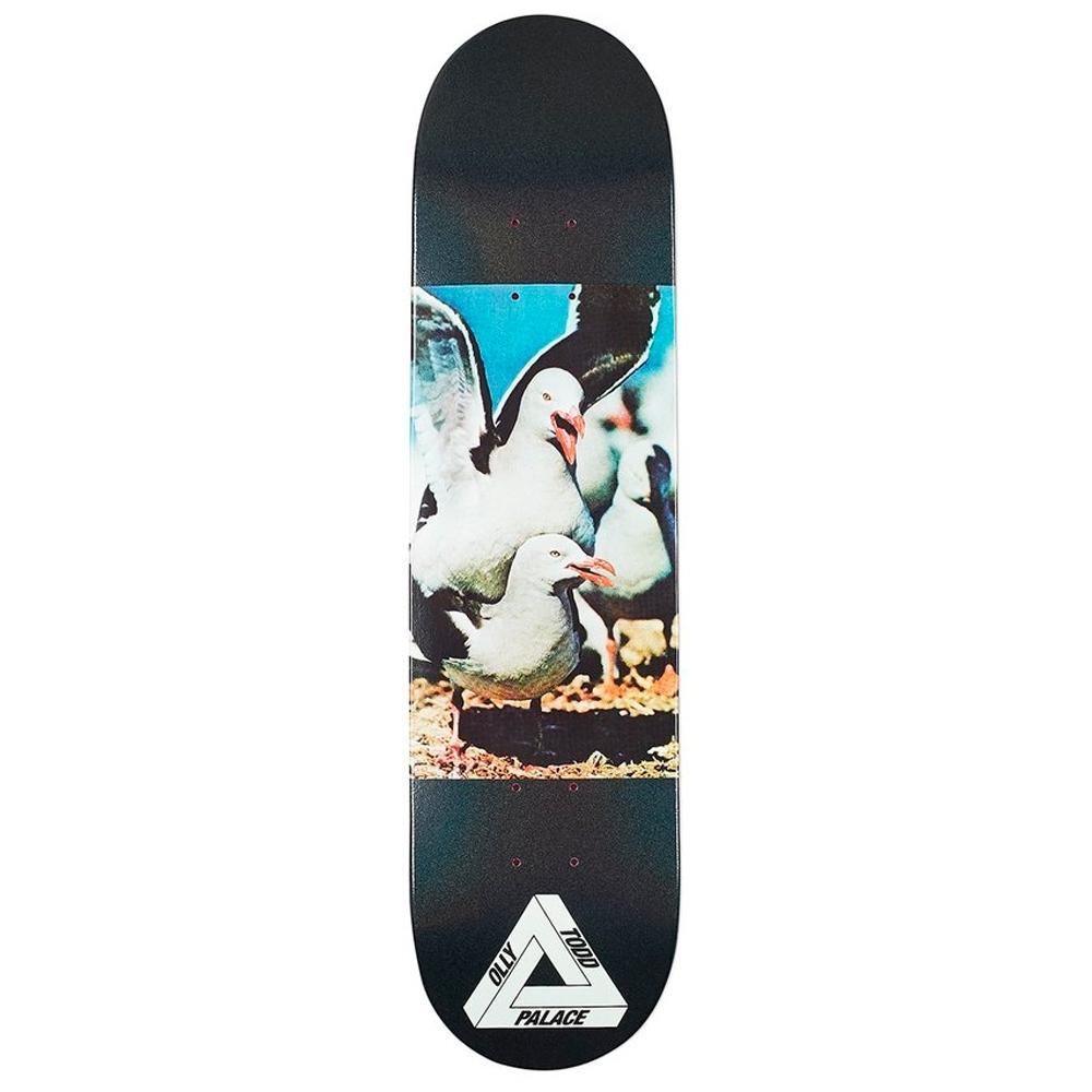 "Palace Todd Pro S14 Skateboard Deck 7.75"""