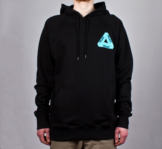 229f90e4ea3b Palace Tri-Ferg Iced Out Pullover Hooded Sweatshirt (Black ...