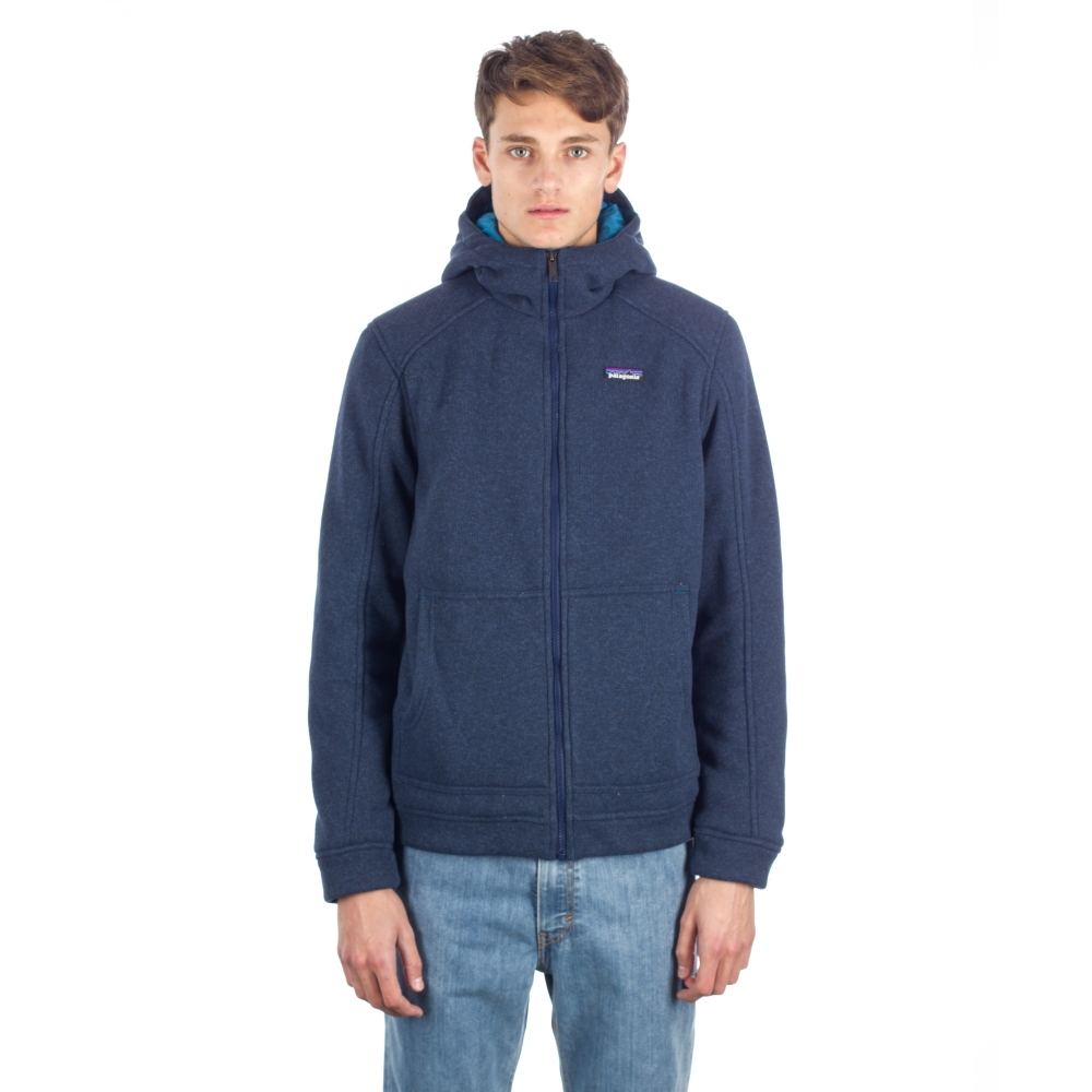 Patagonia Insulated Better Sweater Hoody (Classic Navy)