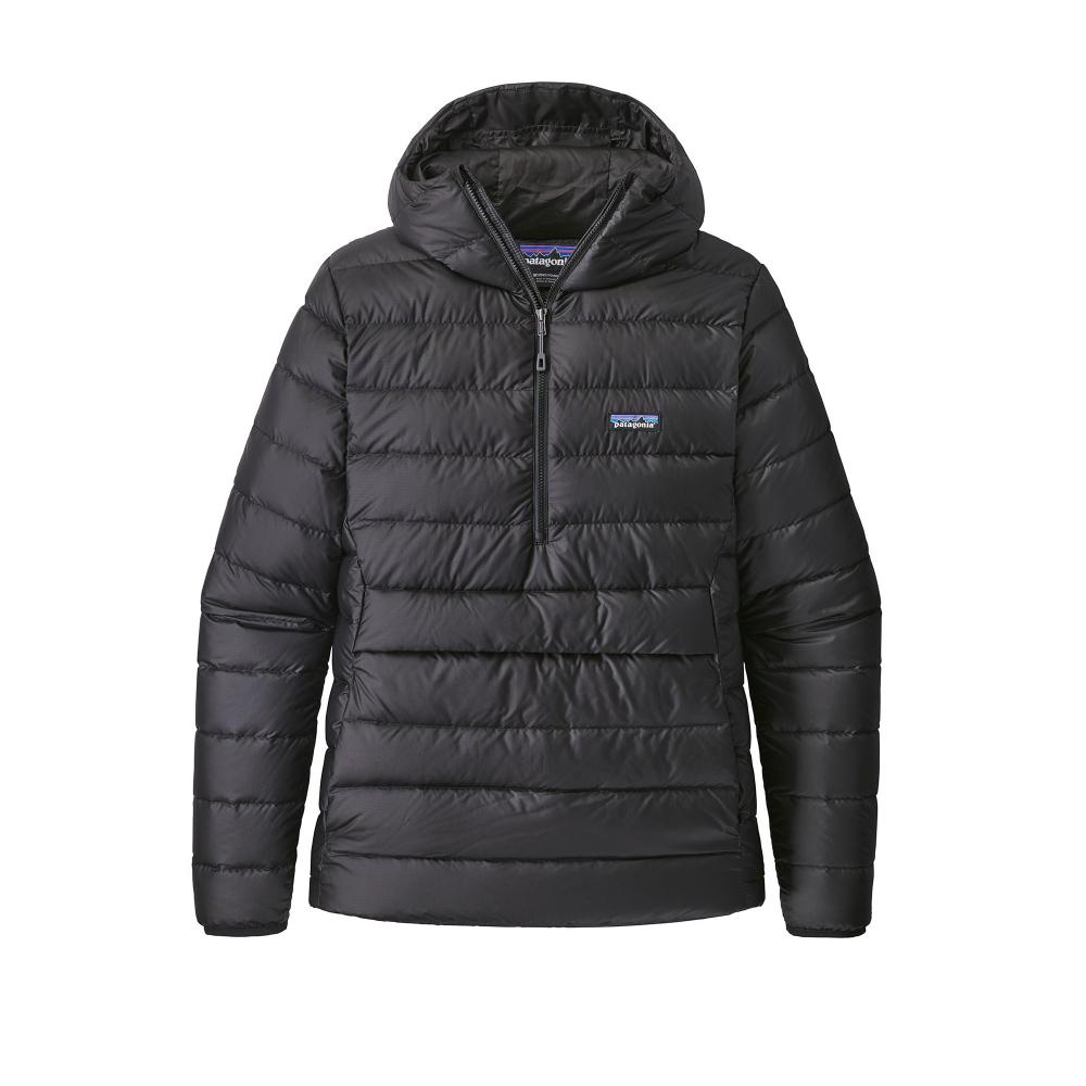 Patagonia Down Sweater Pullover Hoody (Black)