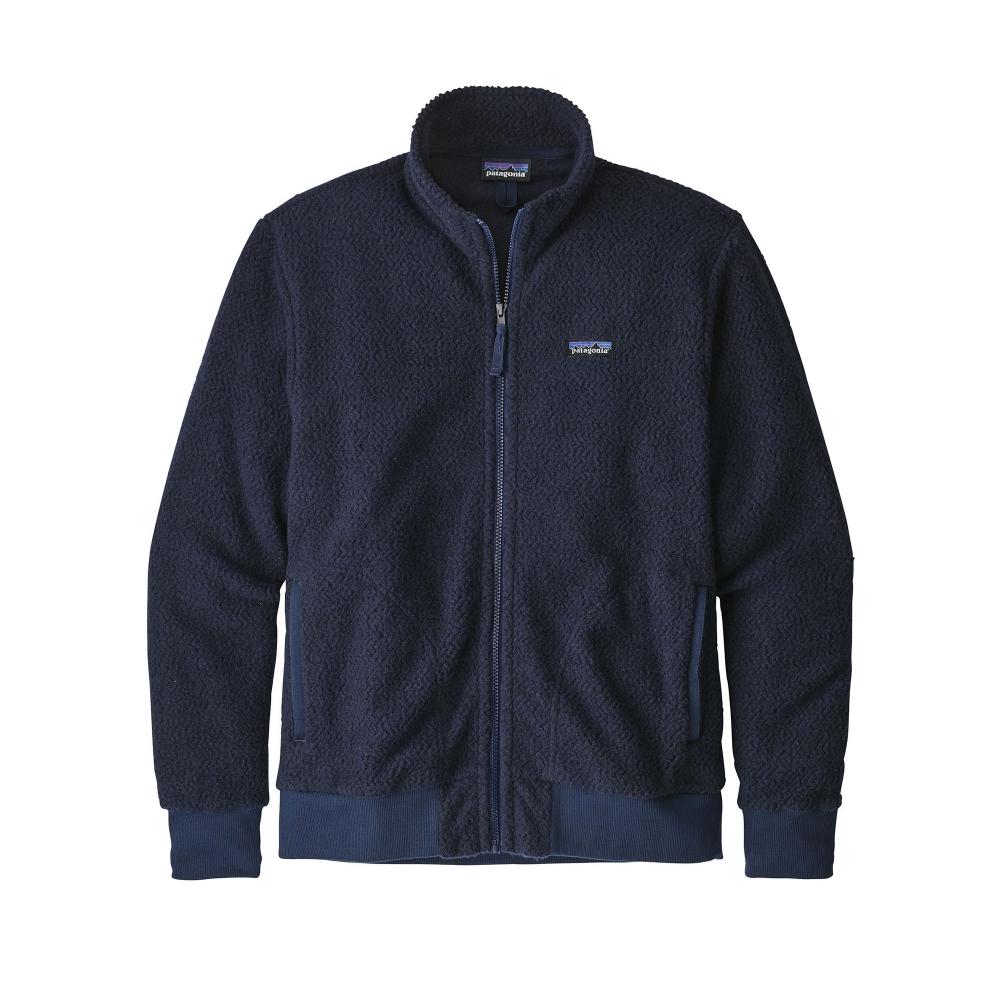 Patagonia Woolyester Fleece Jacket (Classic Navy)