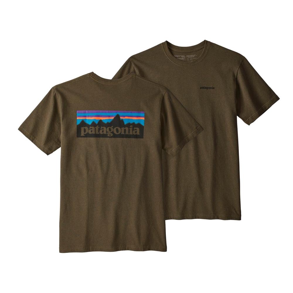 Patagonia P-6 Logo Responsibili-Tee T-Shirt (Sediment)