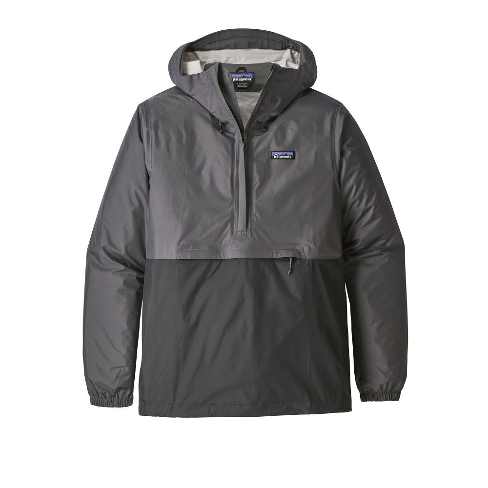 Patagonia Torrentshell Pullover Jacket (Forge Grey)