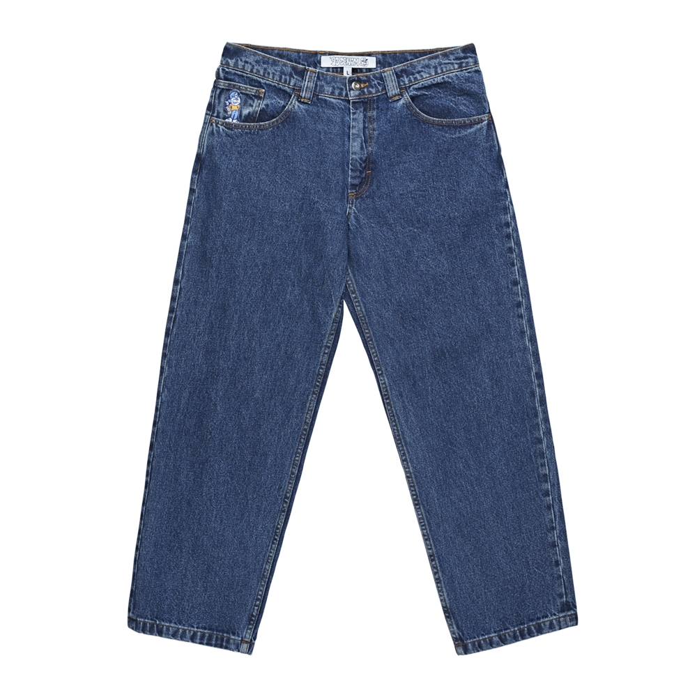 Polar Skate Co. 93 Denim Jeans (Dark Blue)