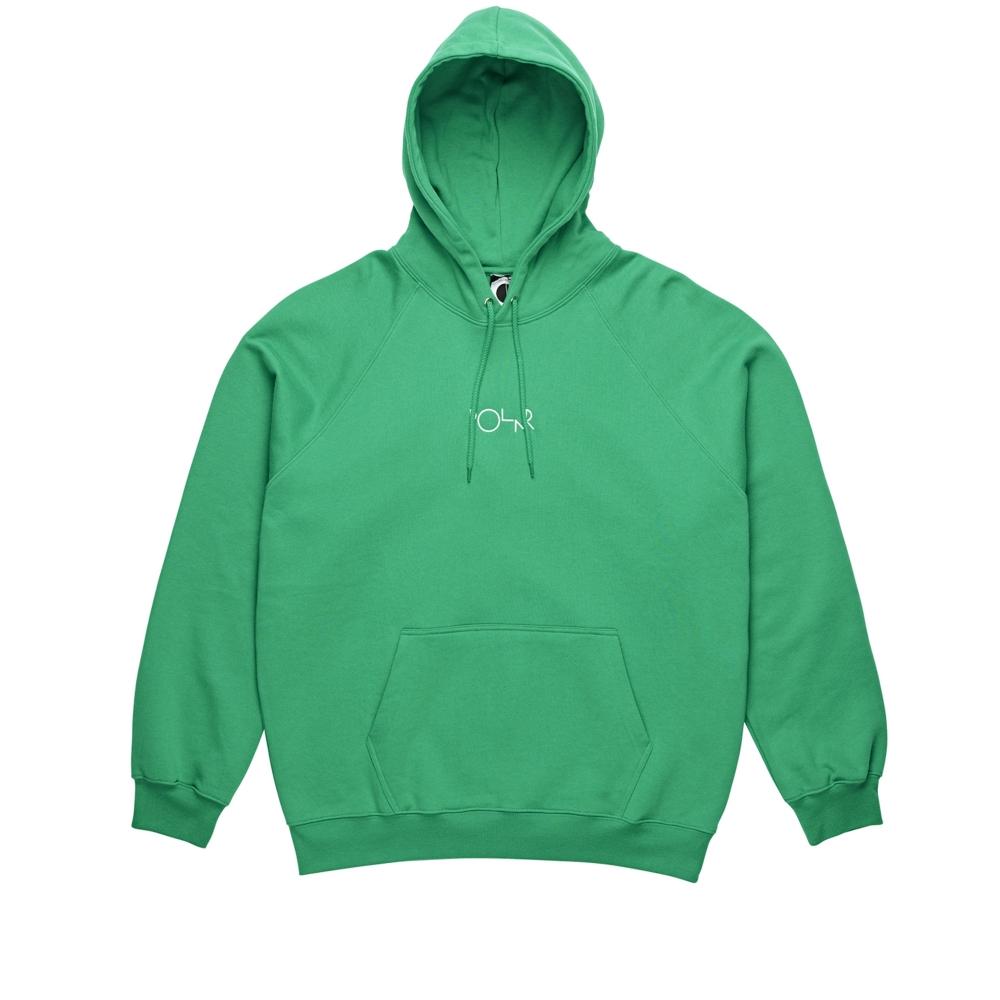 Polar Skate Co. Default Pullover Hooded Sweatshirt (Green)