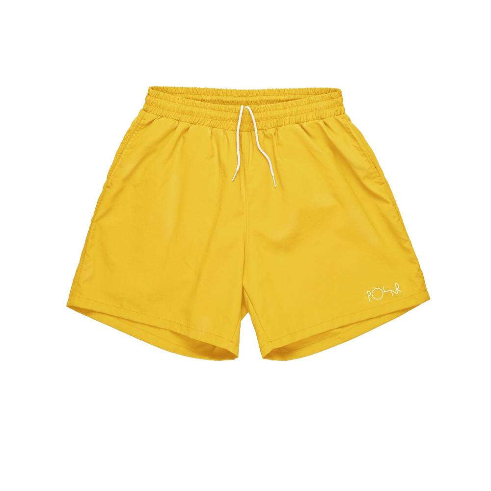 Polar Skate Co. Swim Short (Yellow)