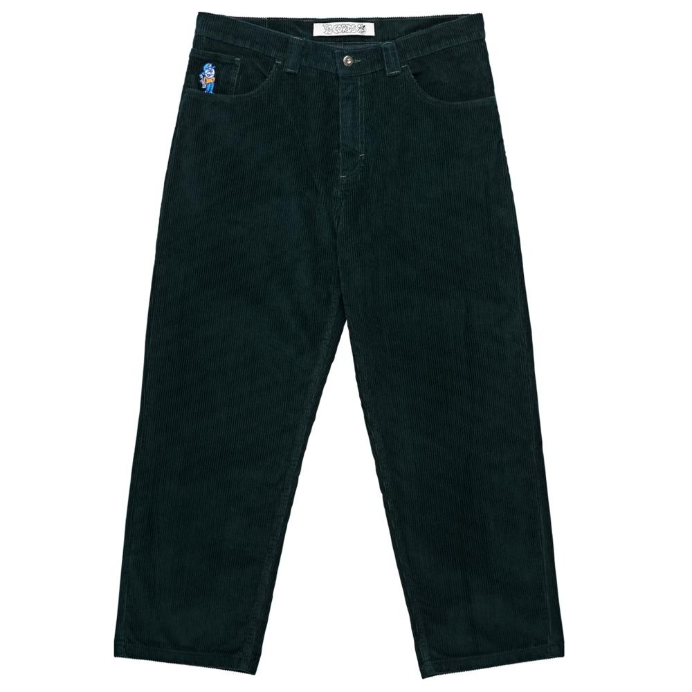 Polar Skate Co. '93 Cords Trousers (Dark Teal)