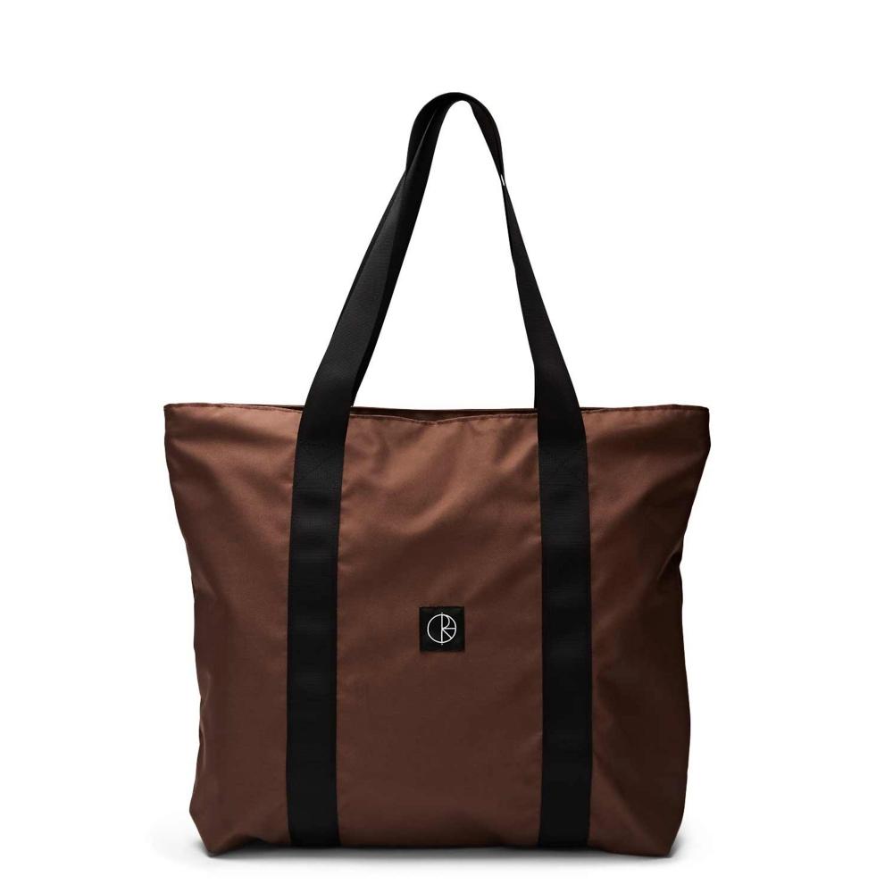 Polar Skate Co. Cordura Tote Bag (Brown)