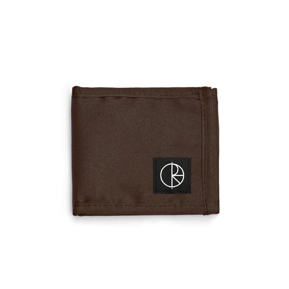 Polar Skate Co. Cordura Wallet (Brown)