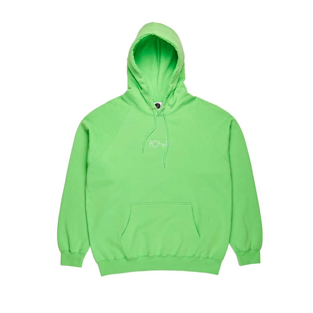 Polar Skate Co. Default Pullover Hooded Sweatshirt (Gecko Green)