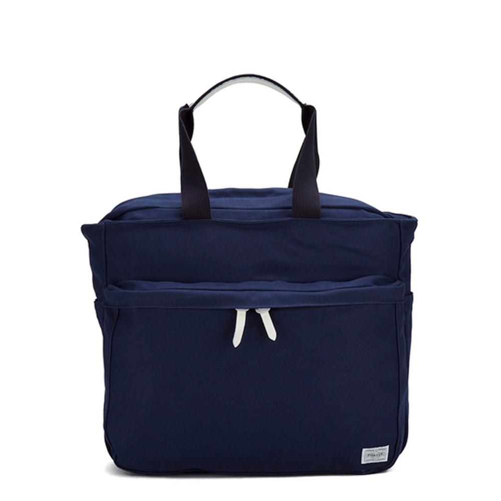 Porter Beat Tote Bag (Navy)