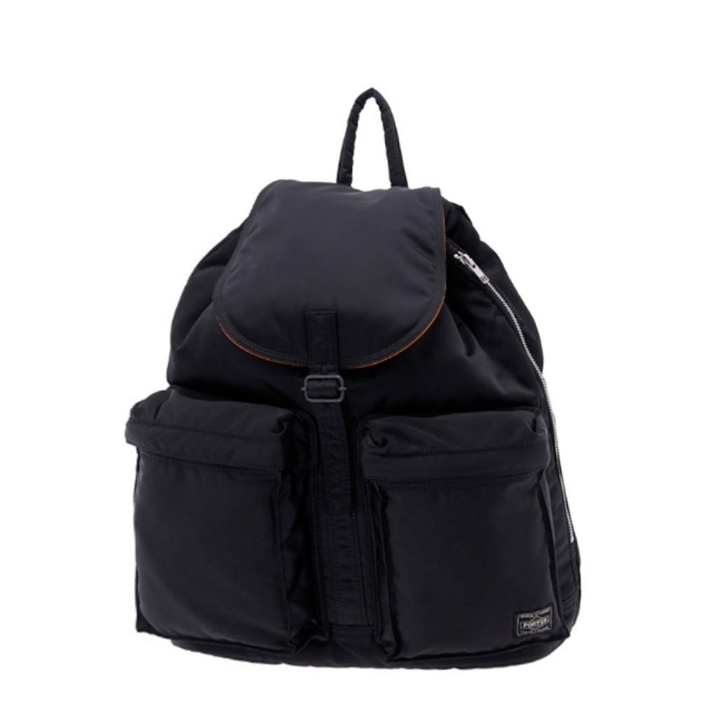 Porter Tanker Backpack (Black)