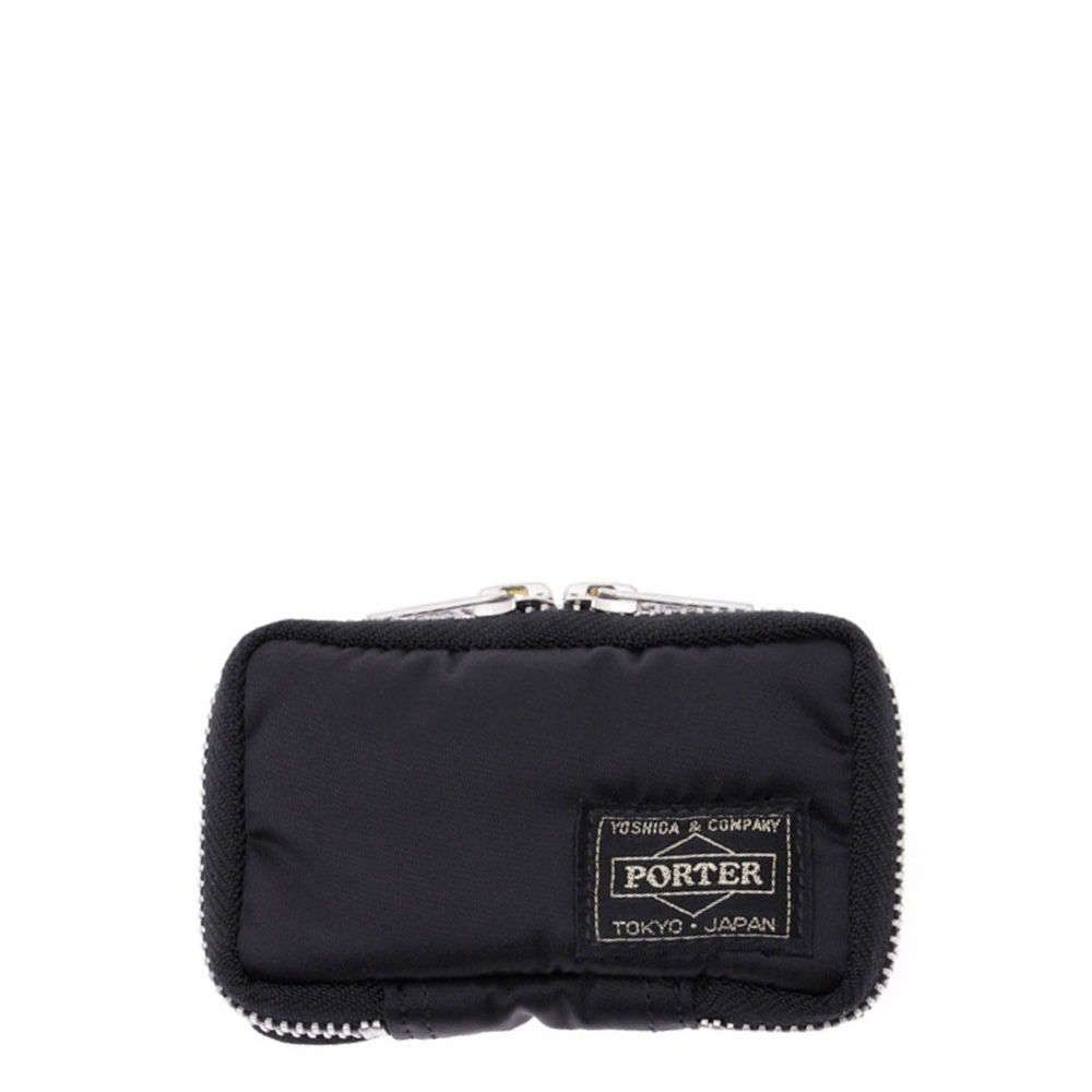 Porter Tanker Key Case (Black)