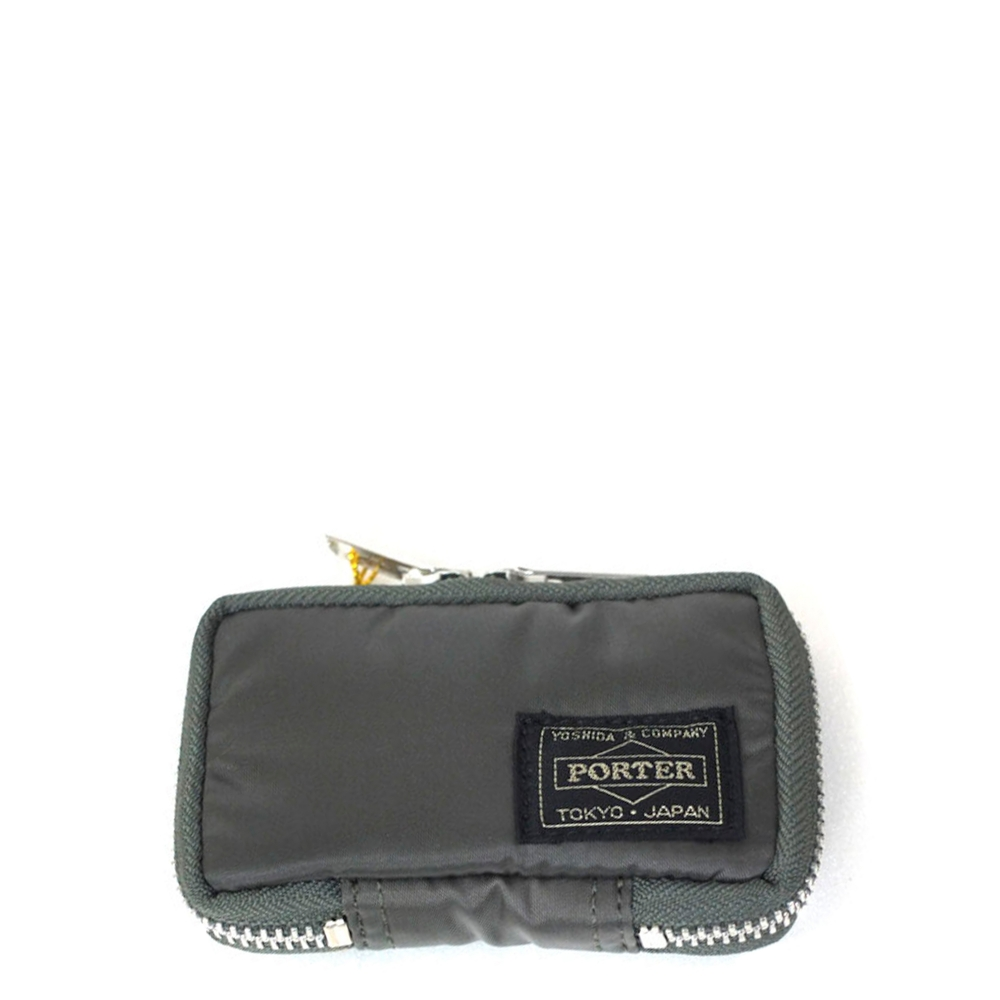 Porter Tanker Key Case (Silver Grey)