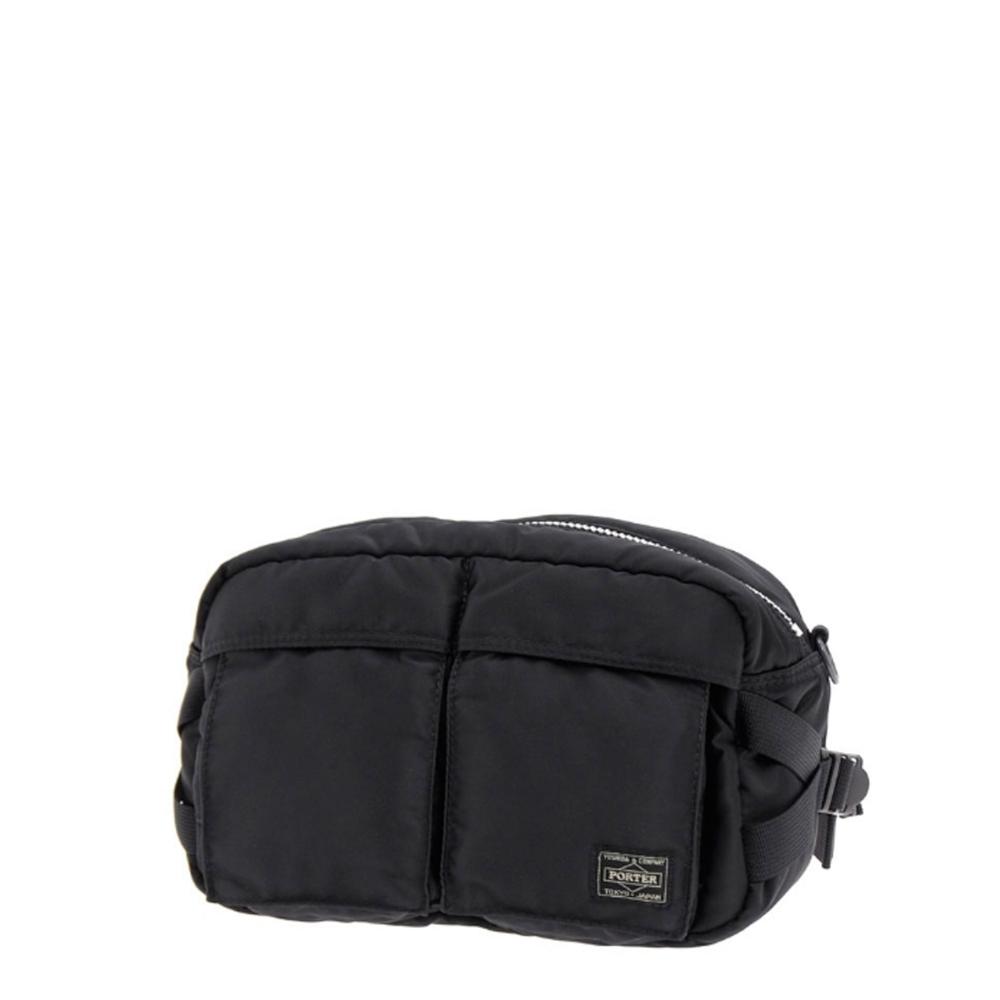 Porter Tanker Waist Bag (Black)