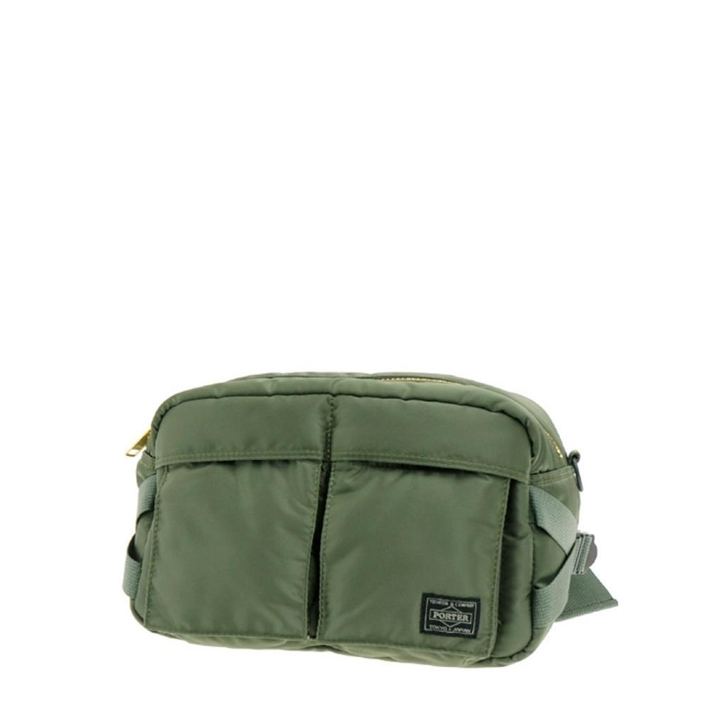 Porter Tanker Waist Bag (Olive)