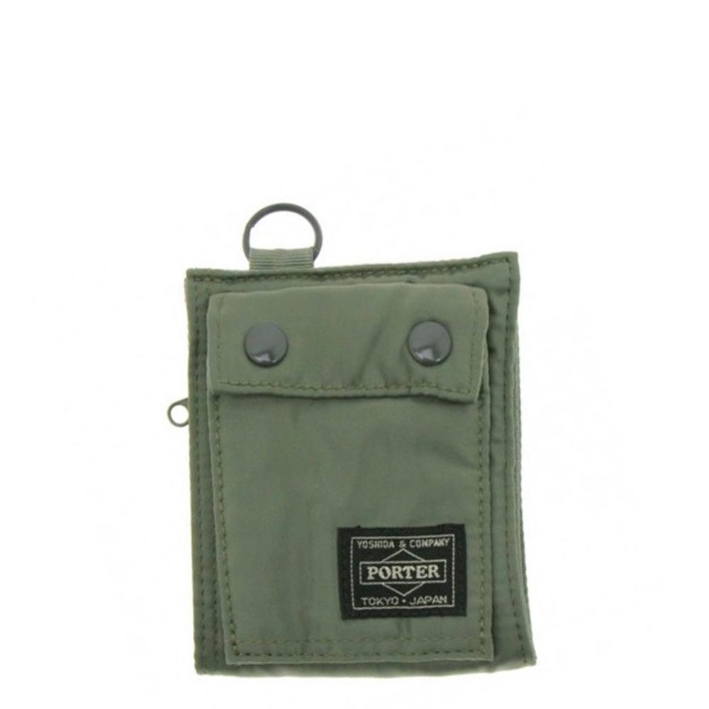 Porter Type B Tanker Wallet (Olive)
