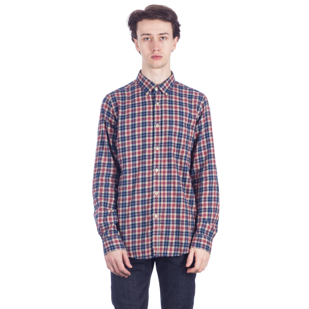 Portuguese Flannel Gondarem Long Sleeve Shirt (Multi)