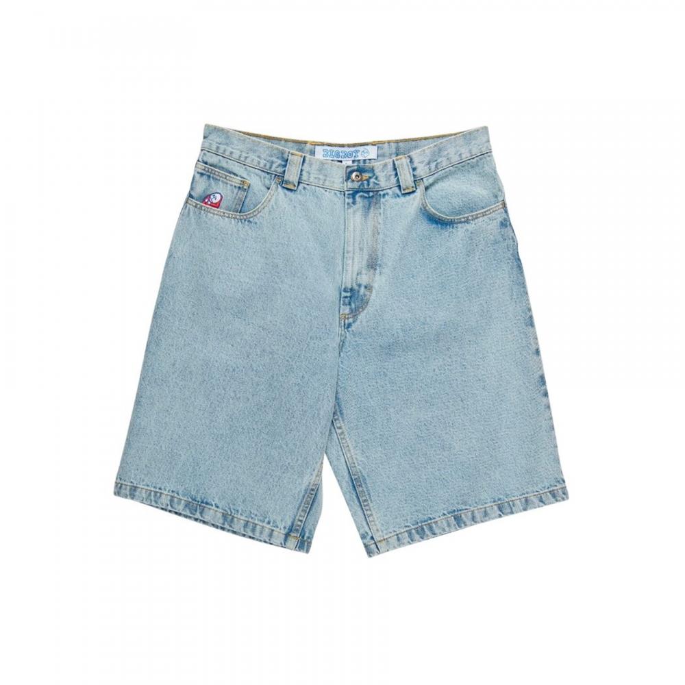 Polar Skate Co. Big Boy Shorts (Light Blue)