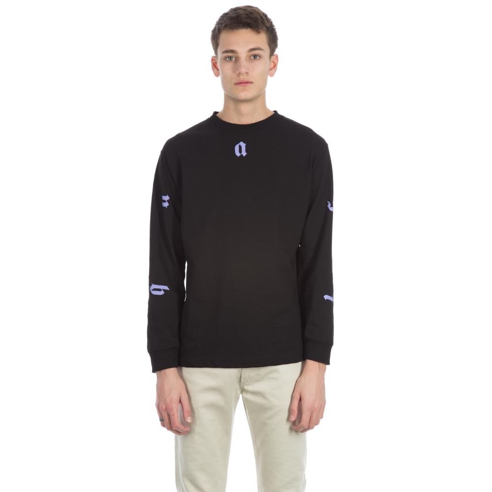Quasi Coast 2 Coast Long sleeve T-Shirt (Black)