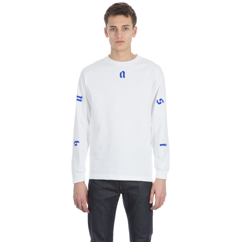 Quasi Coast 2 Coast Long sleeve T-Shirt (White)