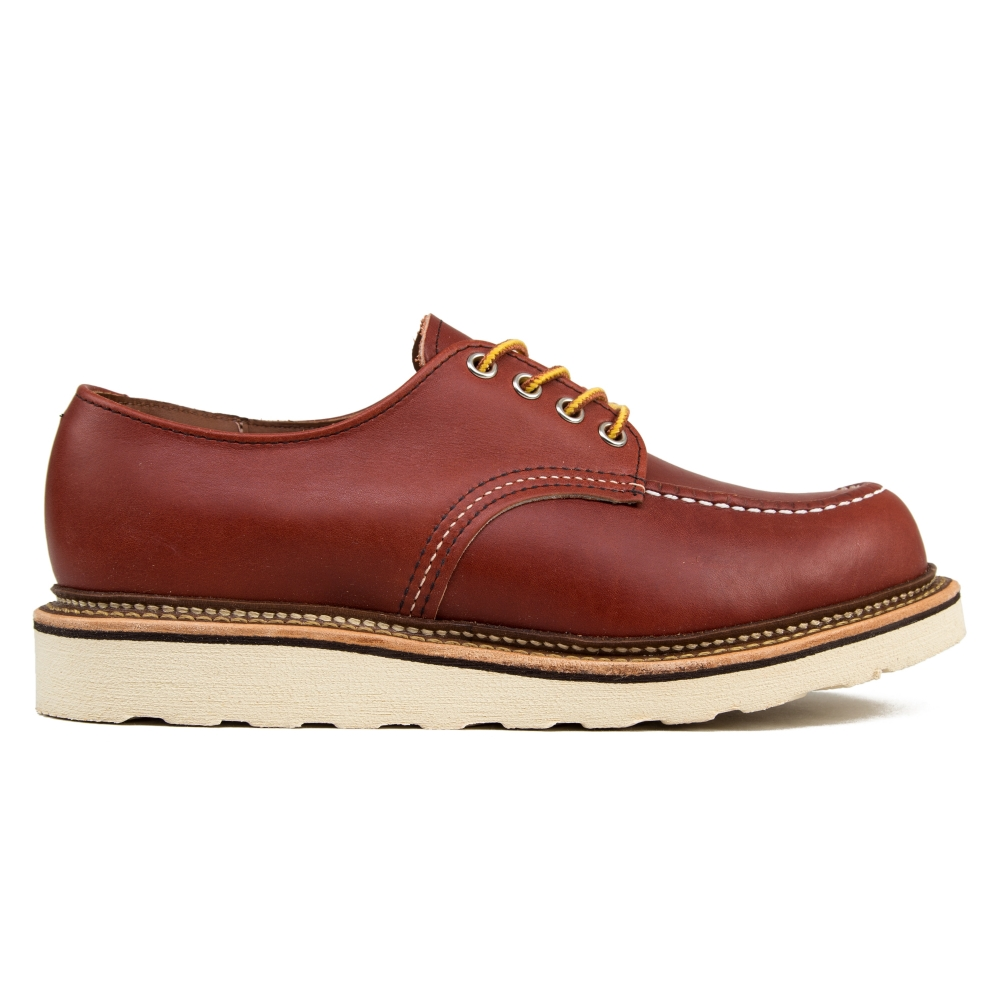 Red Wing 8103 Classic Oxford Moc Toe Shoes (Pro Russet Portage Leather)
