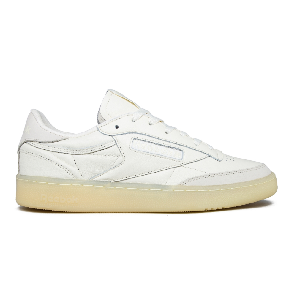Reebok Club C 85 'Butter Soft' (Creme/Washed Yellow)