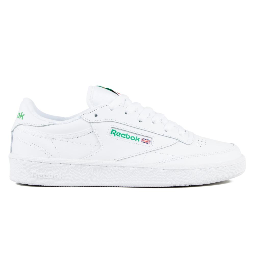 Reebok Club C 85 (Intense White/Green)