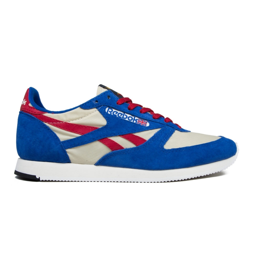 Reebok London TC (Collegiate Royal/Paper White/Cream/Red)