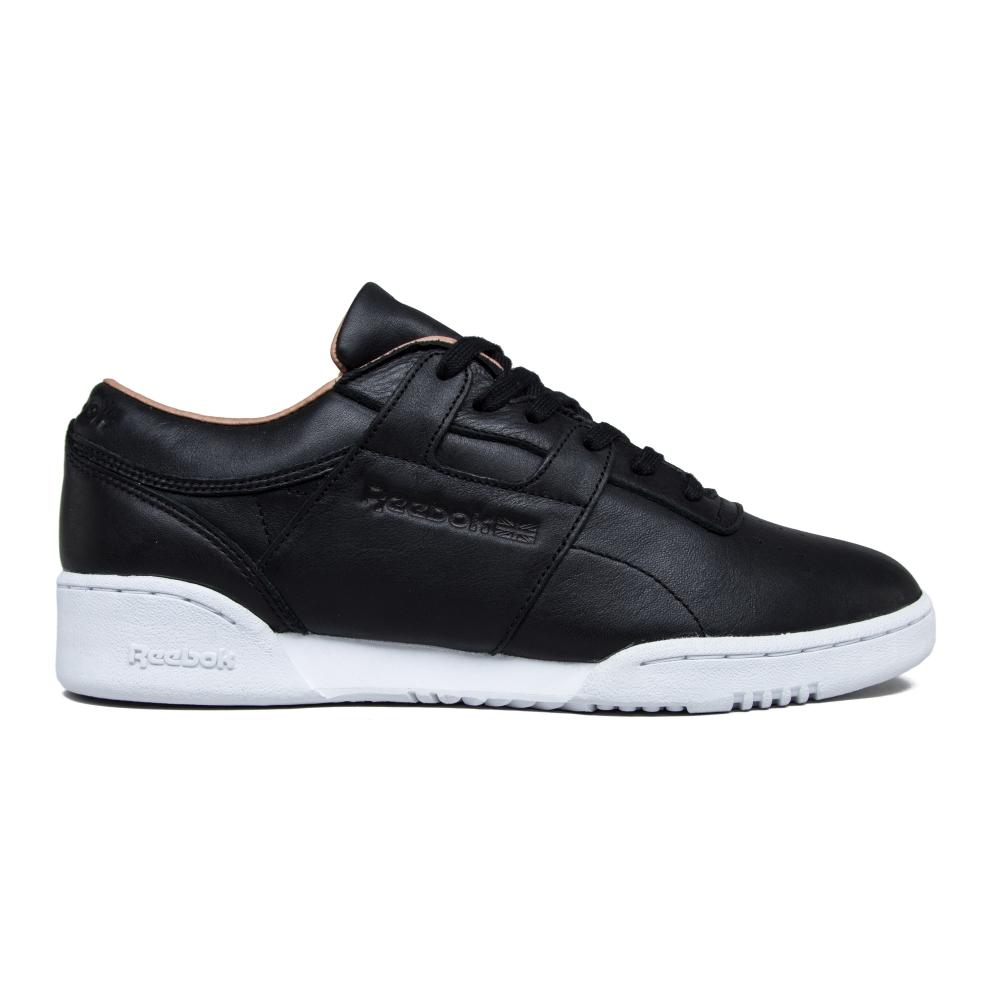 Reebok Workout Lo Clean PN (Black/White)