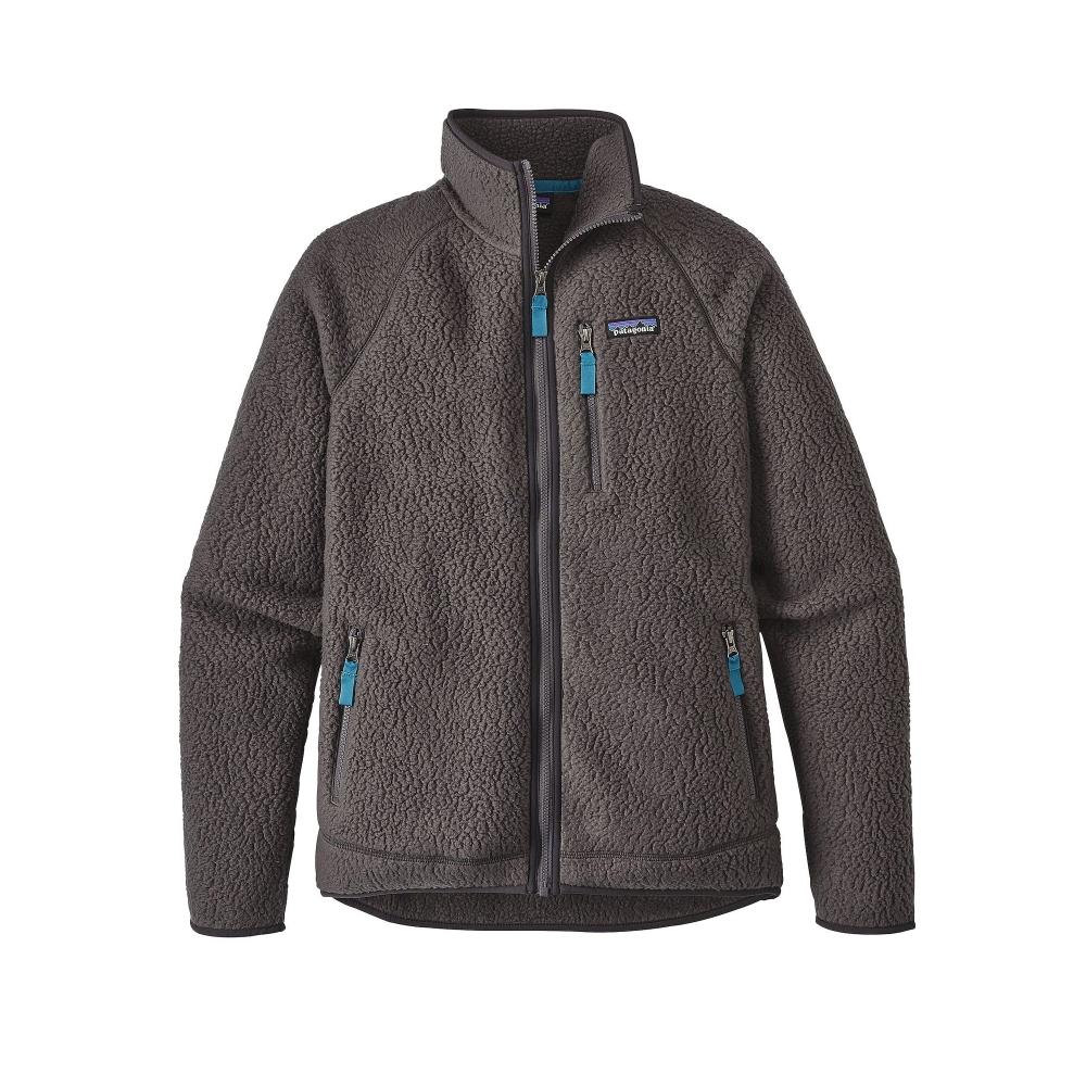 Patagonia Retro Pile Fleece Jacket (Forge Grey)
